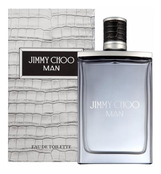 Perfume Jimmy Choo Man 100 Ml - Original E Lacrado