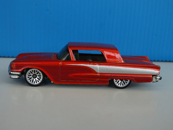 58 Ford Thunderbird - Hot Wheels 2005 - 1:64 Loose
