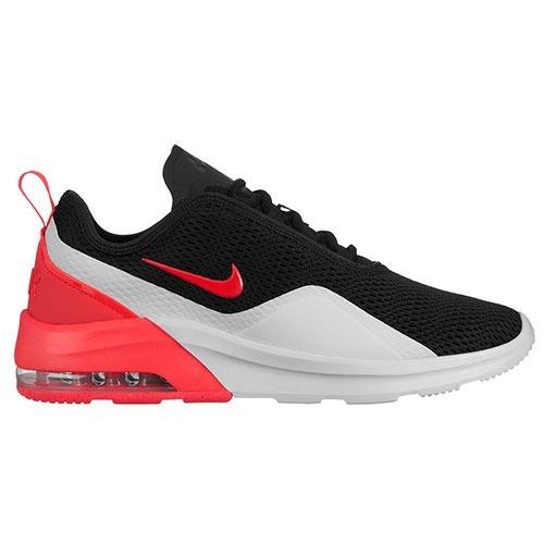 Tenis Nike Air Max 720 Rojos Tenis Nike para Mujer Negro