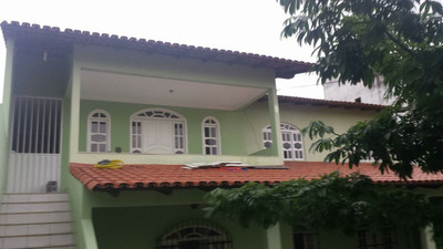 Murano Imobiliária Aluga Casa Comercial Com 06 Quartos Na Praia De Itapoã, Vila Velha - Es. - 2520