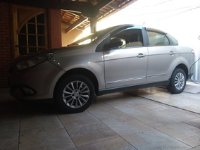 Fiat Grand Siena 1.6 16v Essence Flex Dualogic 4p 2012