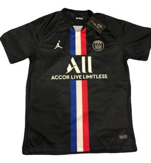 Camisa Psg Camisa Paris Saint Germain Oficial Jordan 2020