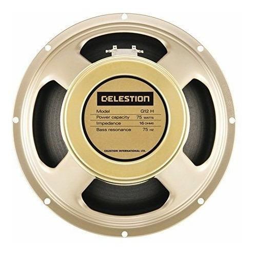 Falante Celestion G12-75 Creamback 8 Ohm