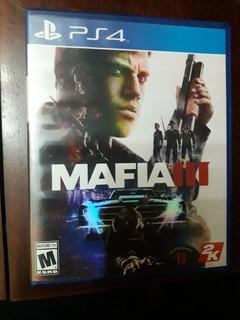 Mafia Iii Para Ps4
