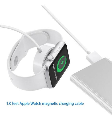 Cable De Carga Para Apple Watch