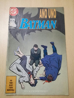 Batman Año Uno N° 13 Perfil 1992 Argentina
