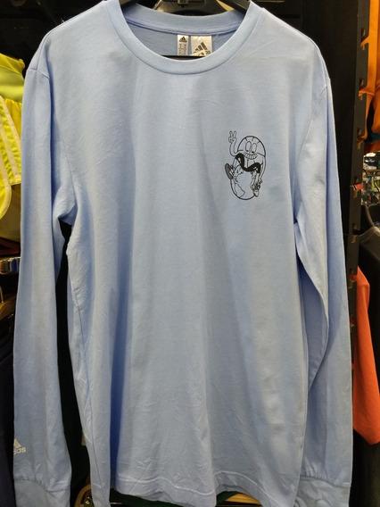 Camiseta adidas Manga Larga Pmc Hombre Originalsport Shop
