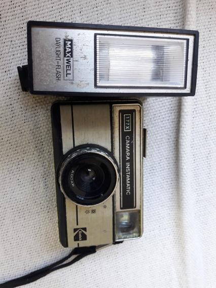 Câmera Fotográfica Antiga Kodak 177x Leia Descrição