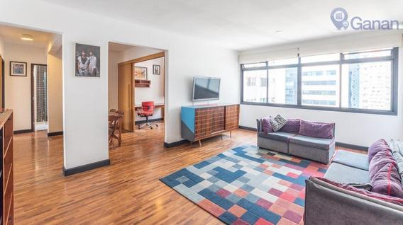 Apartamento Com 2 Dormitórios Para Alugar, 110 M² Por R$ 5.800/mês - Jardim Paulista - São Paulo/sp - Ap5698