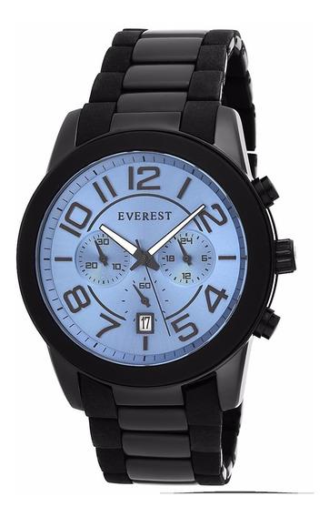 Everest Relógio Masculino 14 Á Prova D´agua Com Garantia
