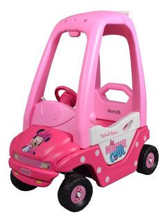 Auto A Pedales Auto Minnie Infanti Tikes