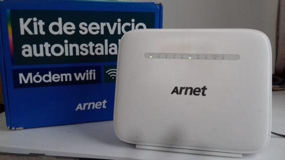 Modem Router Adsl Vdsl Arnet Autoinstalable