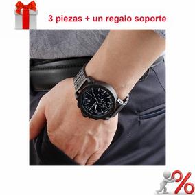 a68c304fe7fb Elegante Y Moderno Reloj Para Hombre Ver Fotos - Relojes en Mercado Libre  México