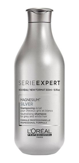 Shampoo Matizador Silver X 300ml Loreal Professionnel