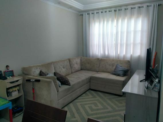 Apartamento De 54m² Com 2 Dormitórios - Santo André - Sp