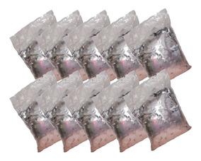 Kit 10 Pacote Papel Picado Chuva De Prata Maquina Sky Paper