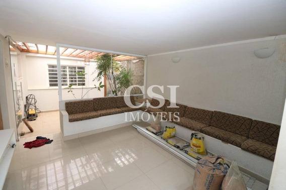 Casa Para Alugar, 153 M² Por R$ 4.500,00/mês - Jardim Chapadão - Campinas/sp - Ca0878