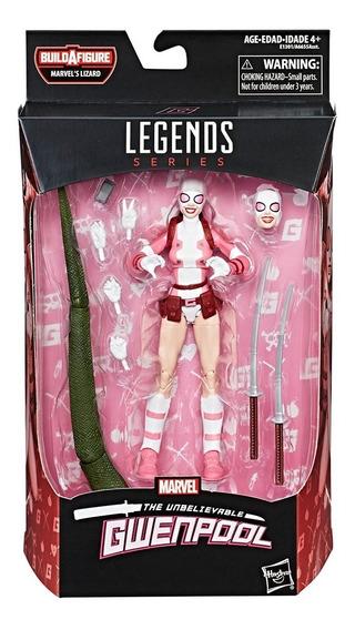 Figura Gwenpool 6 Pulgadas Spider-man Marvel Hasbro