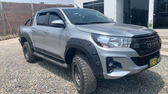 Toyota Hilux Srv Modelo Rocco 2018 Fulllllll $41000 A Trat