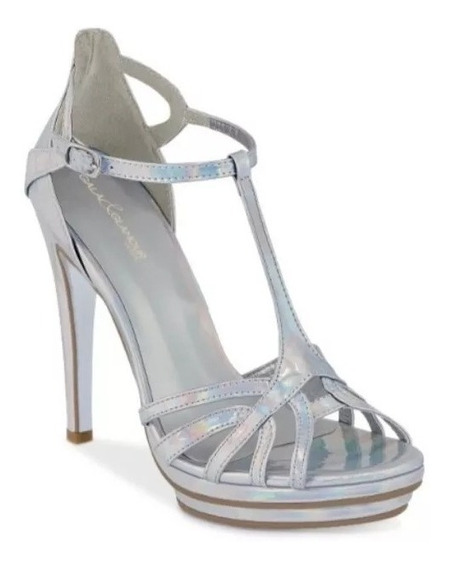 Zapatos Cklass Gala&glamour Plata 060-03 Primavera 2019