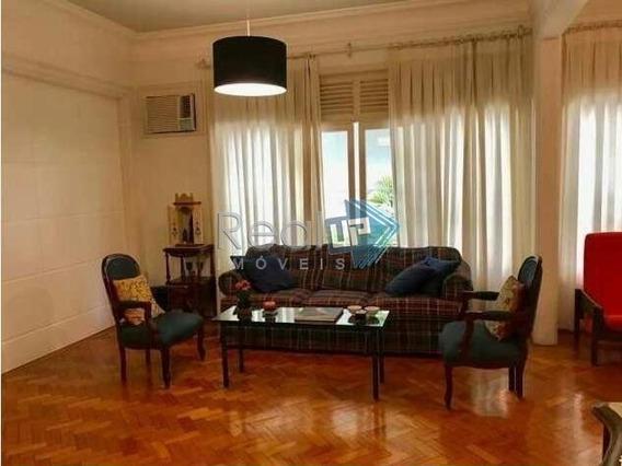Apartamento 3 Quartos E Vaga Jardim Botânico - 17411