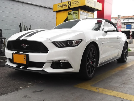 Ford Mustang Deportivo 5000cc