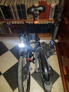 Bicicleta Tern Link A7 Como Nueva Muy Poco Uso Laboral.
