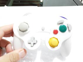 Controle Game Cube E Nintendo Wii Branco