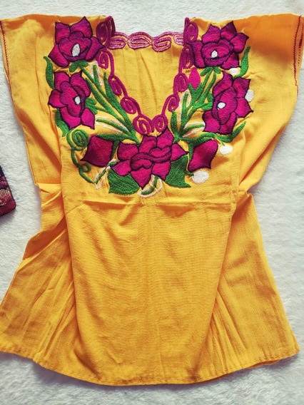 Blusas Artesanales De Chiapas