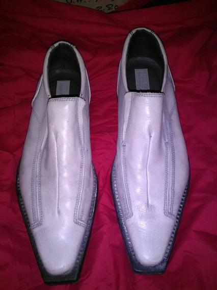 Zapatos Hombre Cuero. Ocasión.