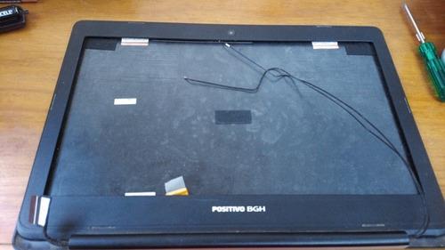 Carcasa Display Completa Positivo Bgh A1100i
