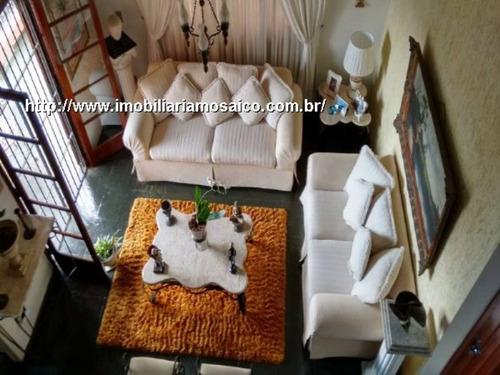 Imagem 1 de 30 de Ampla Casa Na Ponte São João, 05 Dormitórios, 02 Suites, 04 Vagas - 94921 - 4492171