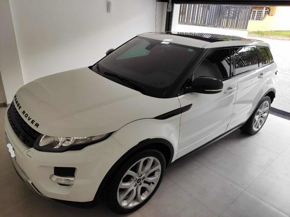 Rover Evoque Range Rover Dinâmic 2013 Turbo