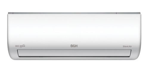 Aire acondicionado BGH Silent Air mini split inverter frío/calor 3000 frigorías blanco 220V BSI35WCDR