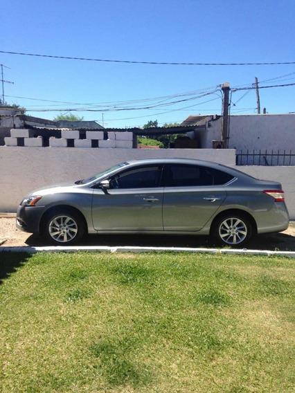 Nissan Sentra B17 Advance Mt 2014 - Único Dueño!!!
