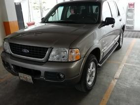 Ford Explorer 4.6 Xlt V8 3er Asiento 4x2 Mt 2002