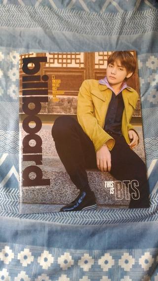This Is Bts Revista Billboard Kim Taehyung