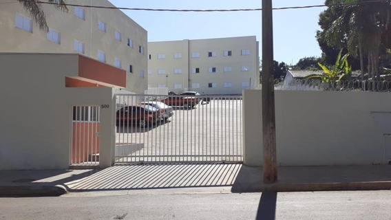 Apartamento Em Parque São Camilo, Mogi Guaçu/sp De 48m² 2 Quartos À Venda Por R$ 180.000,00 - Ap426186