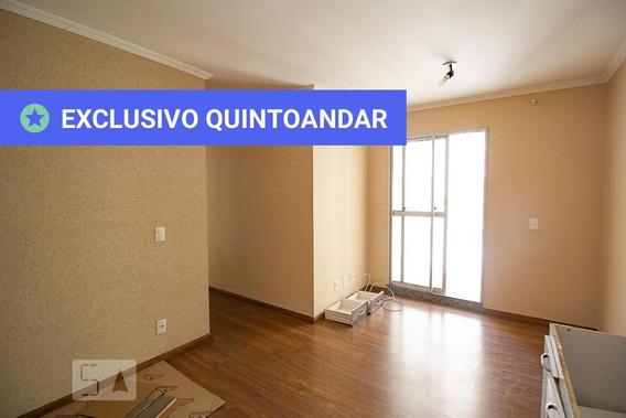 Apartamento No 6º Andar Com 3 Dormitórios E 1 Garagem - Id: 892986116 - 286116