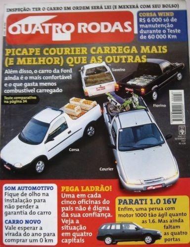 Revista Quatro Rodas Ano 37 Nº 446