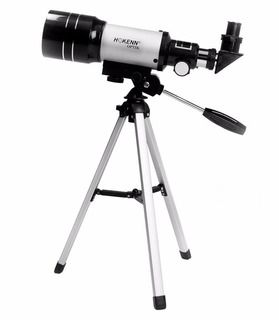Telescopio Hokenn Hpr70300 Refractor + Brujula + Software *