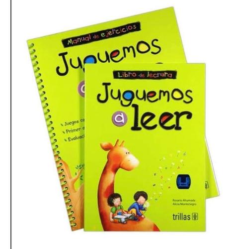 Imagen 1 de 1 de Juguemos A Leer / Manual De Ejercicios + Libro De Lectura