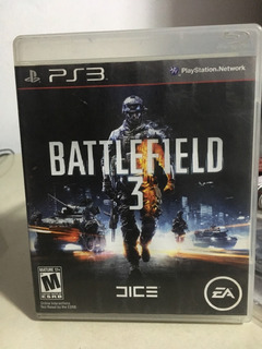 Ps3 Play Battle Field 3 Playstation 3