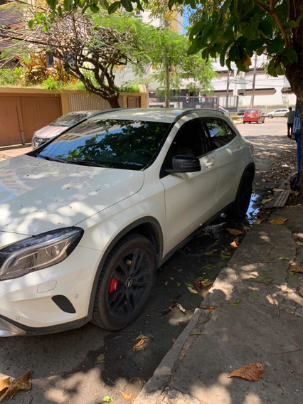 Mercedes-benz Classe Gla 1.6 Advance Turbo Flex 5p 2015