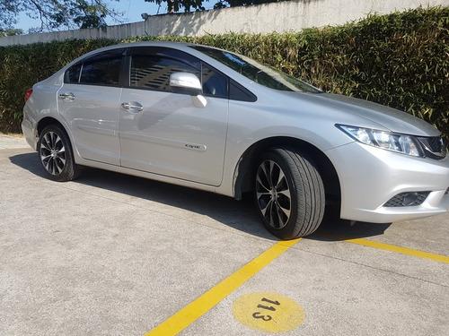 Honda Civic 2016 2.0 Exr Flex Aut. 4p