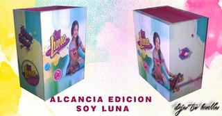 Soy Luna Alcancias Para Souvenirs Personalizadas