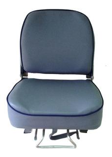 Cadeira Banco Para Barco Giropesc Almofadado Base Giratória