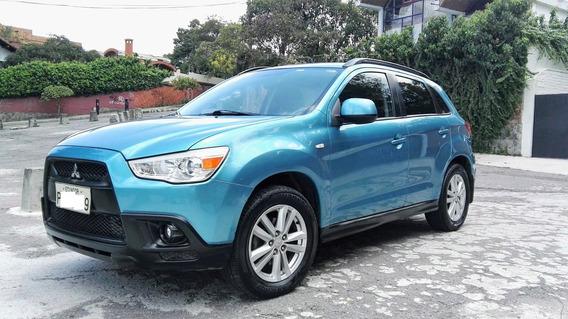 Mitsubishi Asx Hermoso Como Nuevo