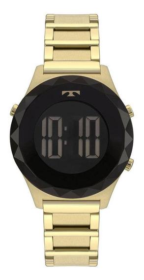 Relógio Technos Crystal Bj3851ab/4p