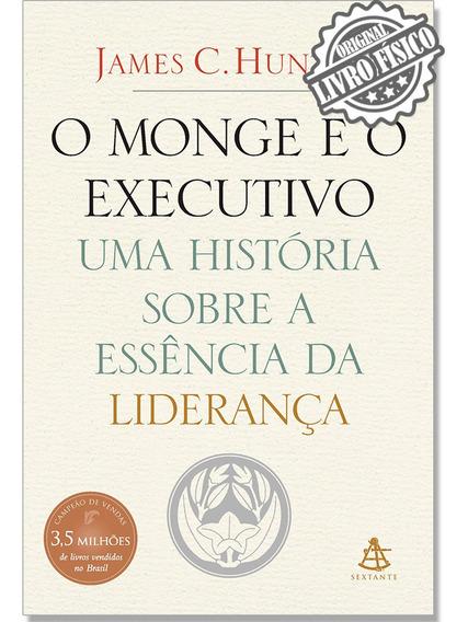 Livro O Monge E O Executivo - Novo Lacrado Promoção